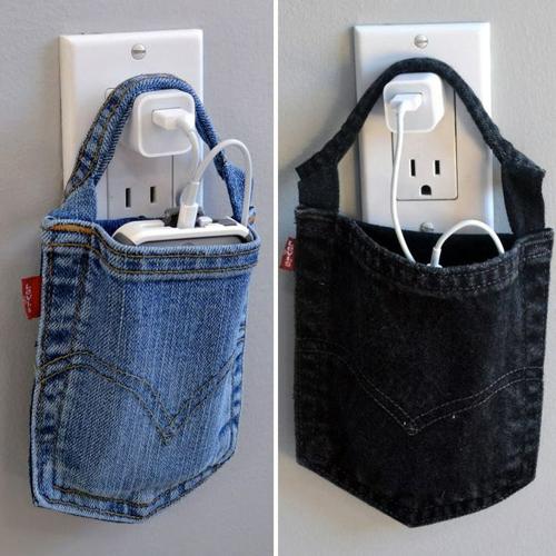 tái chế jeans