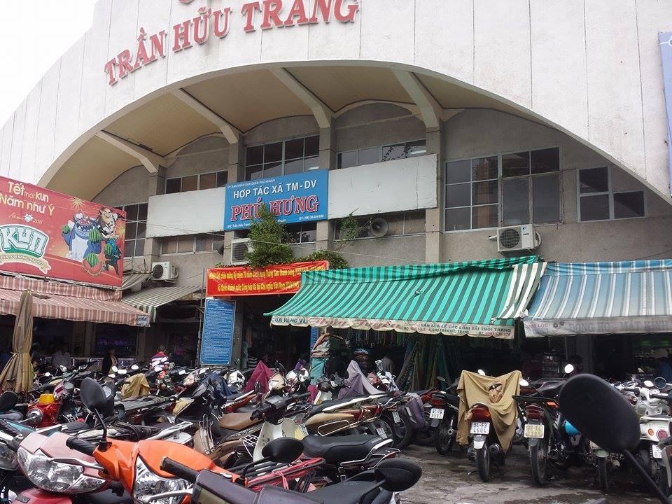 chợ trần hữu trang