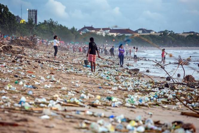 Hình ảnh ô nhiễm nghiêm trọng môi trường