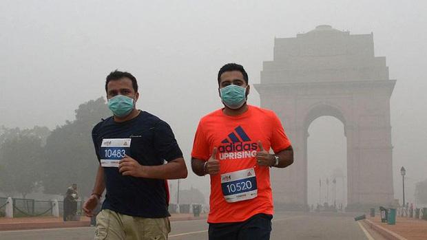 Hình ảnh ô nhiễm môi trường không khí