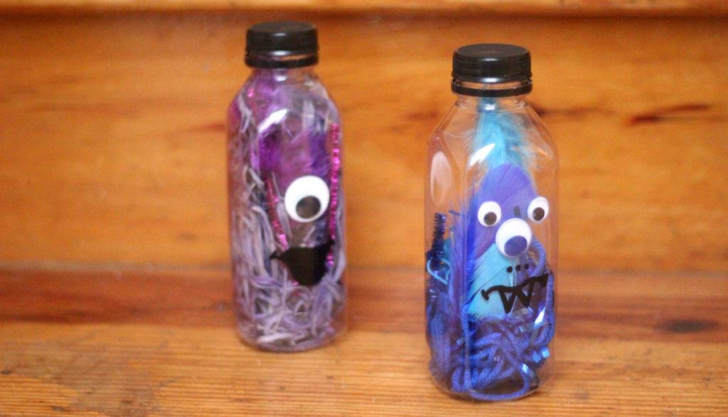 Cách làm đồ chơi từ chai nhựa phế liệu