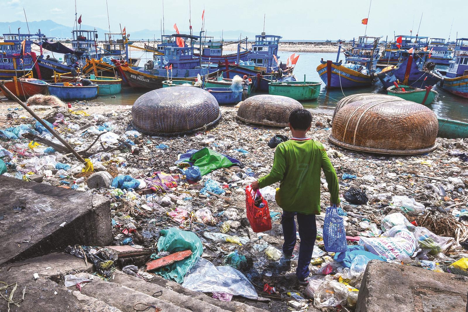 Rác thải nhựa, rác thải nhựa sử dụng một lần