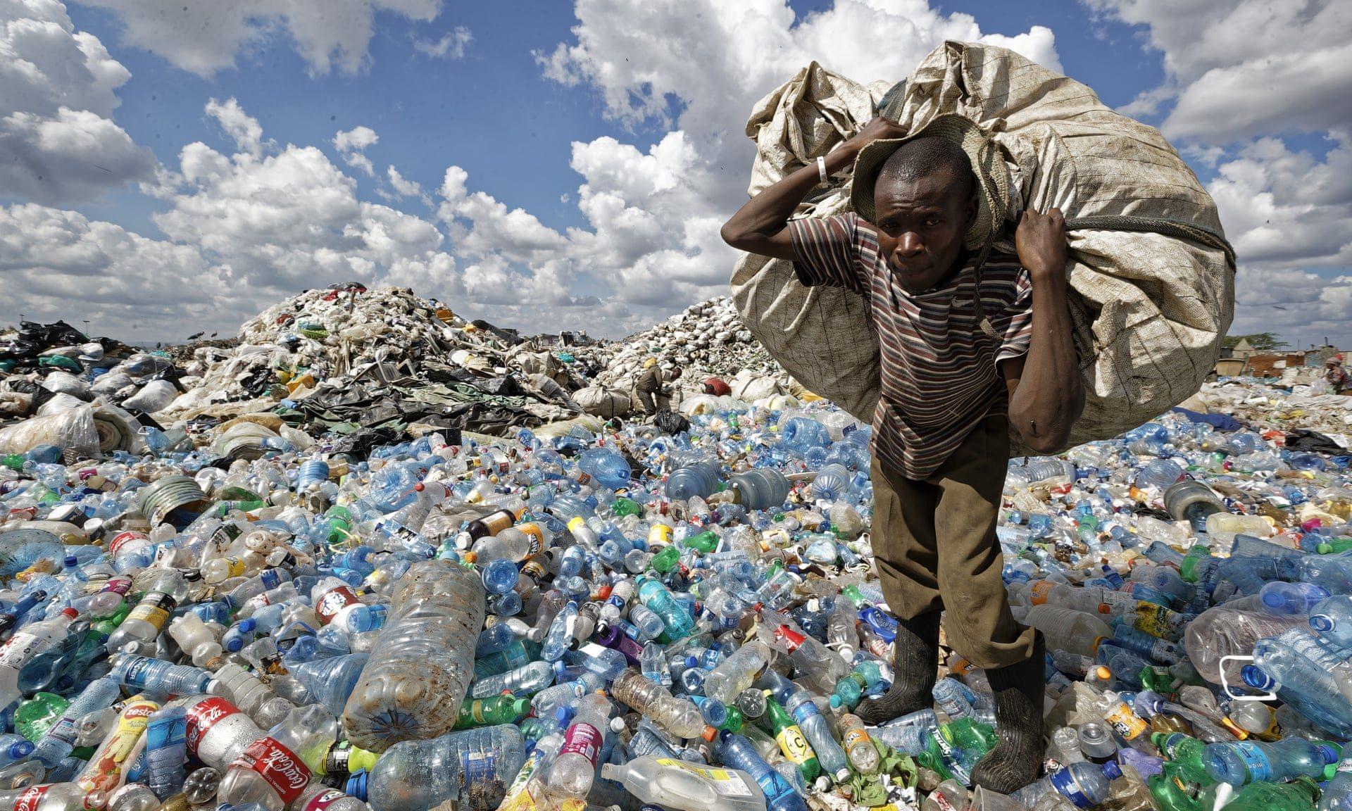 Rác thải nhựa và quy trình xử lý rác thải nhựa