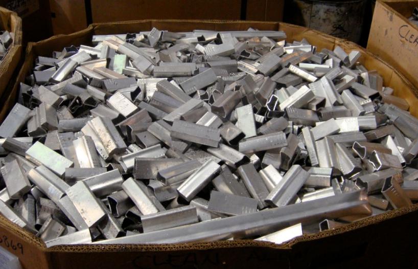 tìm hiêu quy trình tái chế nhôm phế liệu