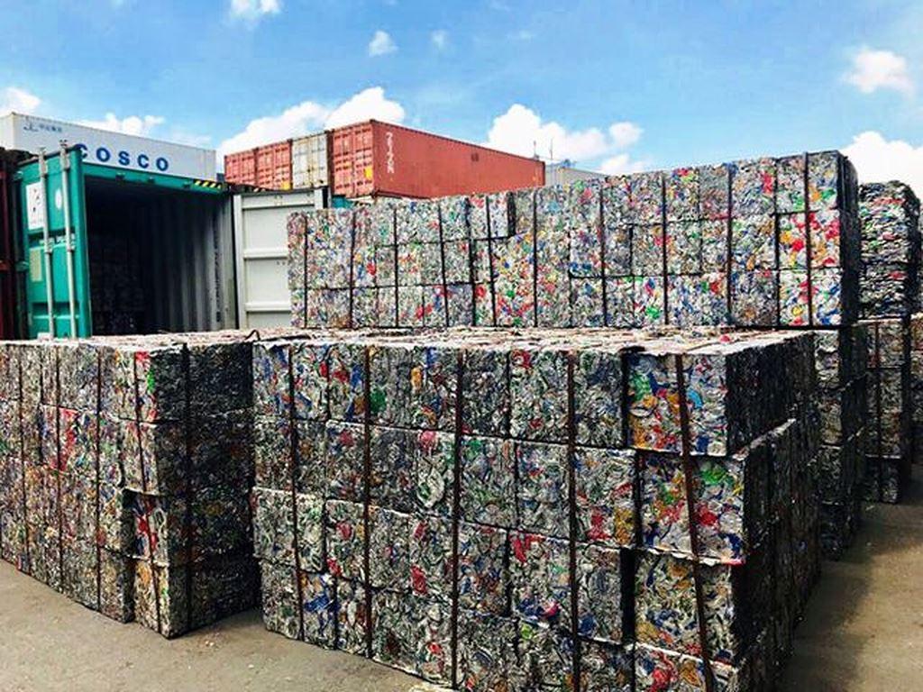 Quy trình tái chế lon nhôm phế liệu