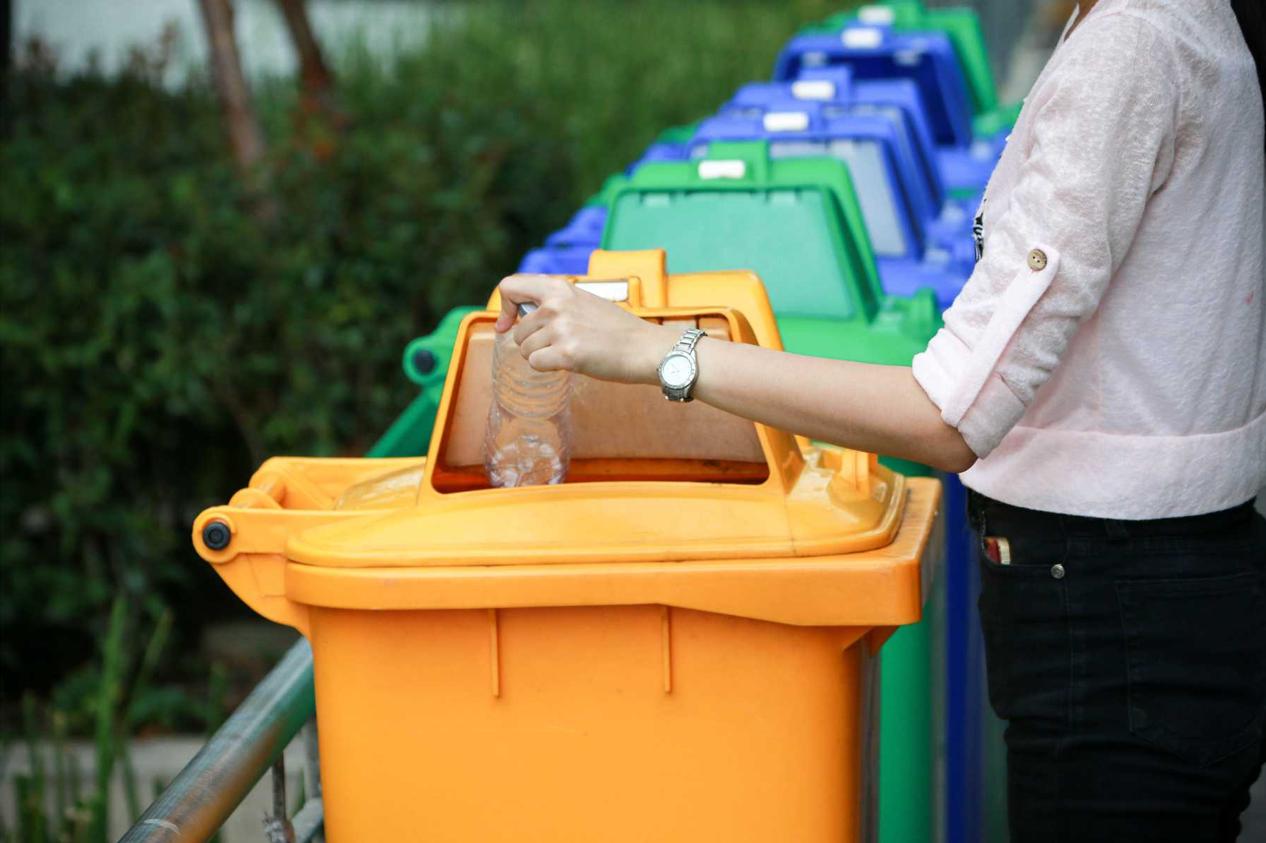 lợi ích của việc tái chế rác
